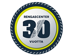 Rengascenter 30 vuotta